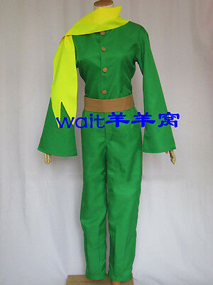 The Little Prince Le Petit Prince France Film Cosplay Costume F008