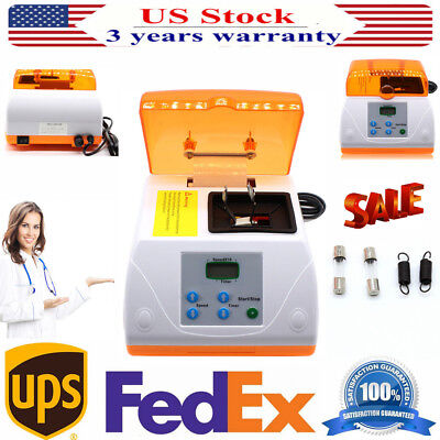 Dental Digital Amalgamator Fast Speed amalgam Capsule Mixer Blender 110V 20W