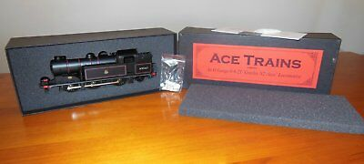 O Gauge Ace Train Electric Model Steam Engine.