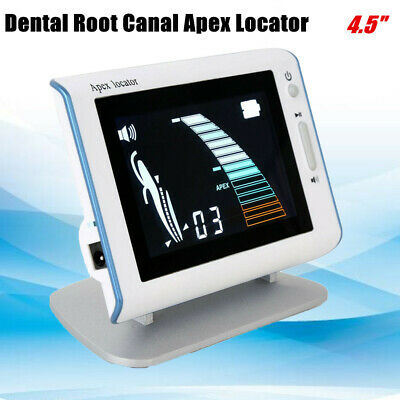 """HD Dental Apex Locator Apical Root Canal Finder Measure 4.5"""" Clear Bright LCD"""