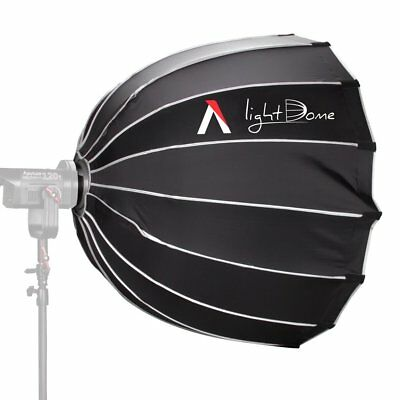 Aputure Light Dome Softbox Parabolic Diffuser With 16 Rods For Aputure LS C 120D
