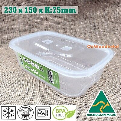 1500ml BPA Free Lunch box plastic boxes box container food Storage container Lid