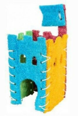 Jouets  Rongeurs Loofah Kit Tower  Zolux