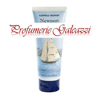 CASWELL-MASSEY NEWPORT BATH & SHOWER GEL - 200 ml
