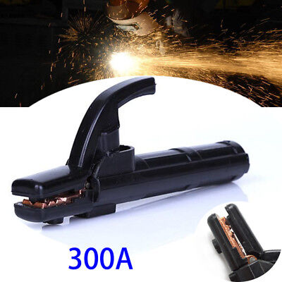 300A Electrode Holder welding clamp machine Mini Welding Rod Stinger Clamp Tool