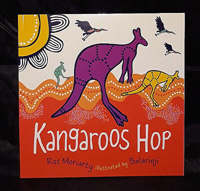 Kangaroos HOP by Ros Moriarty (Paperback, 2012) New