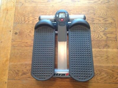 Home Fitness Exerciser Up Down Stepper Home Trainer Mini Stepper LCD Display