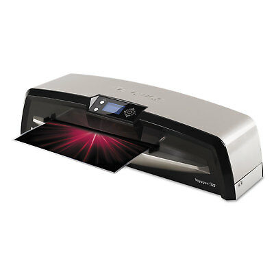 "Fellowes Voyager 125 Laminator 12"" Wide x 10mil Max Thickness 5218601"