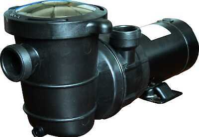 Energy Efficient 2 Speed Pump for Above-Ground Swimming Pool 1 HP-115V