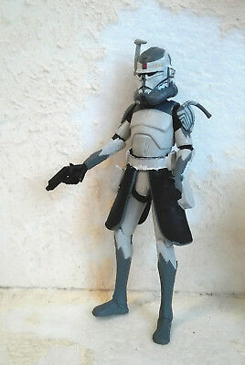 Star Wars: Commander Wolffe Phase II Armor The Clone Wars 2012