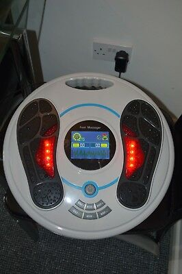 Electromagnetic Foot Massager & Body Therapy Machine