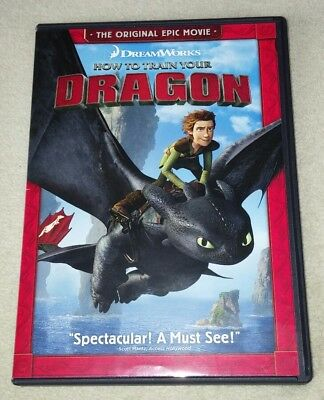 How to train your dragon dvd new free shipping 1198 picclick how to train your dragon dvd dreamworks will davies dean deblois ccuart Images