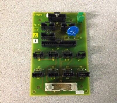 Siemens Sirona 33 13 405 D3297 E1 Circuit Board For Orthophos Dental X Ray Unit