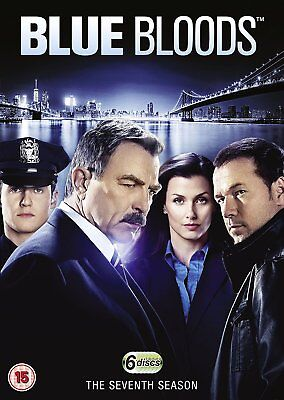 Blue Bloods Season 7 DVD The Complete 7th Series - New & Sealed 5053083128951