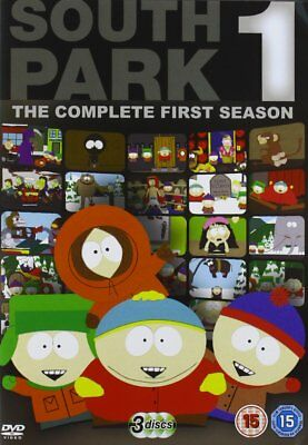 South Park - Season 1 DVD Brand New and Sealed 5014437138637