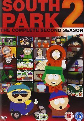 South Park - Season 2 DVD Brand New and Sealed 5014437138736