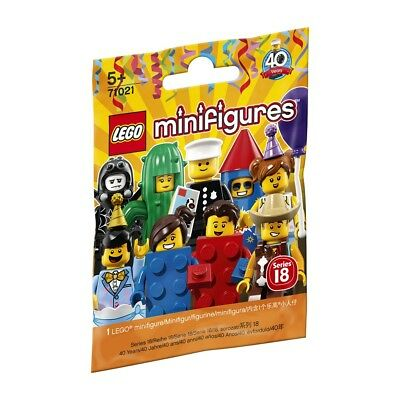 Lego Series 18 Minifigures 71021 - Choose Your Lego Mini Figure