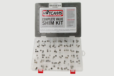 Hot Cams Valve Shim Kit 7.48mm OD HCSHIM01 Motorcycle Dirt Bike Valves Shims