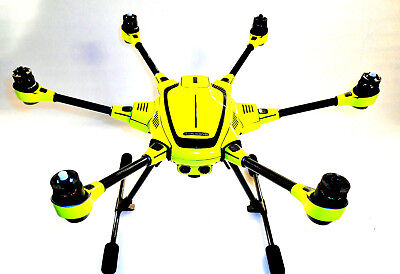 Yuneec Typhoon H - NEON GELB / YELLOW / Skin / Wrap / Decal / Foil