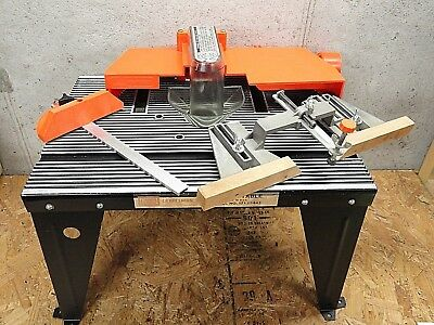 Incredible Craftsman Router Table Fence Home Interior And Landscaping Oversignezvosmurscom