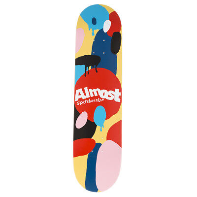 Almost Spotted HYB Deck in Cream