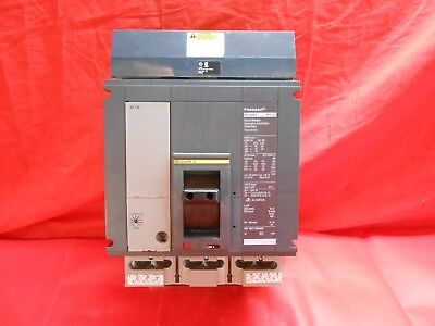 SQUARE D  PGA36120  PowerPact BREAKER 1200 A 3P 600V - NEW OUT OF BOX