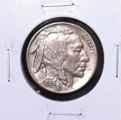 ~1936-S Buffalo Nickel~