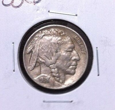 ~1938-D Buffalo Nickel~
