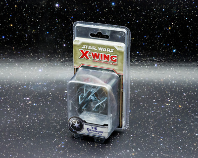 Star Wars X-Wing 1st Edition TIE Defender - New