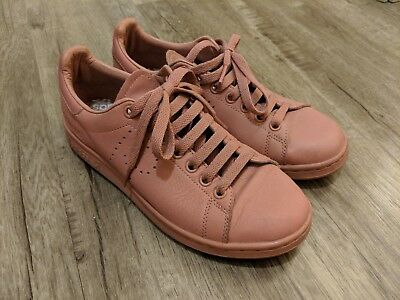 big sale 653ad 9d33b RAF SIMONS STAN smith ASH PINK sz 6.5
