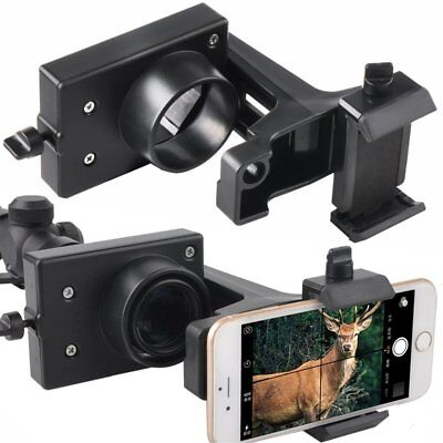 Rifle Scope Smartphone Mount Adapter