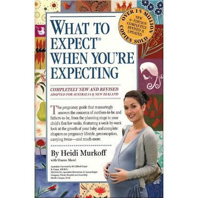 What to Expect When You're Expecting By Heidi Murkoff Paperback