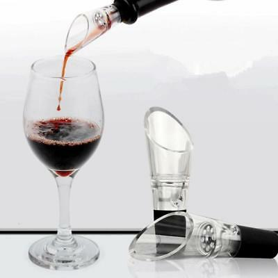 Magic Red Wine Aerator Pour Spout Filter Bottle Stopper Pourer Decanter Bar Tool