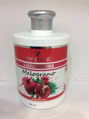 Thotale Bagnoschiuma Melograno Con Antibatterico 500Ml
