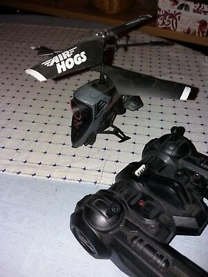 air hogs hawk rc-helicopter mit kamerafunktion photo/video