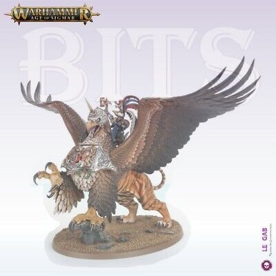 Bits Free Peoples General On Griffon Battlemage Order Warhammer Aos