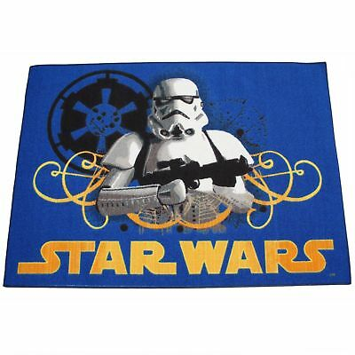 Star Wars Kinderteppich 133 x 95 cm Teppich Spielteppich Star-Wars Trooper 03