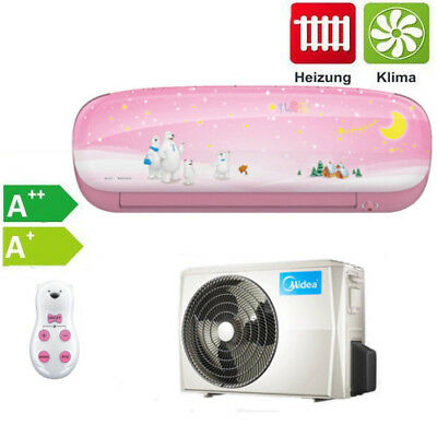 Air Conditioning A Inverter wall unit Kids Star 35 Pink 3,5kW