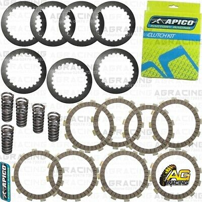 Apico Clutch Kit Friction Steel Plates & Springs For Honda CRF 250R 2010-2017