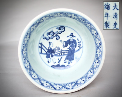 Chinese Sang De Boeuf Red Bowl Internal Painting, Guangxu mark – Qing dynasty