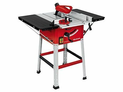 Einhell TC-TS 2025 U 1800w 250 x 30 x 2.4 mm Table Saw w/ 5000 rpm Underframe