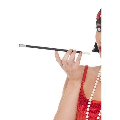 Women's 1920's 30's Cigarette Holder Flapper Great Gatsby Fancy Dress Accessory