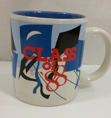 Class of 88 Vintage Cup Mug Graduation Throw Back Reunion 1988