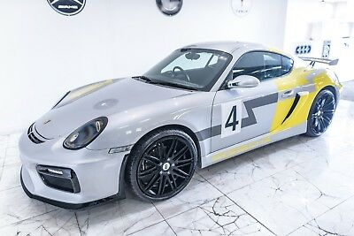Porsche Cayman 987 bodykit  gt4 style 2004 - 2009 MAKE YOUR OLD CAYMAN LOOK NEW!