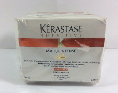 Kerastase Nutritive - Highly Concentrated Nourishing Treatment - Thick  6.8 oz.