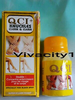 Qci  Clean And Clear Knuckles Cream .  Very Effective.  Vivacity1