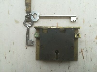Milners safe strong box lock