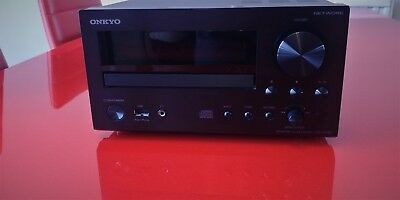 Onkyo CR-N755 Network Receiver, Black, Used, VGC , Boxed, with Remote Controller