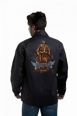 "TILLMAN 9061 ""BACKBONE of AMERICA"" WELDING JACKET - XL"