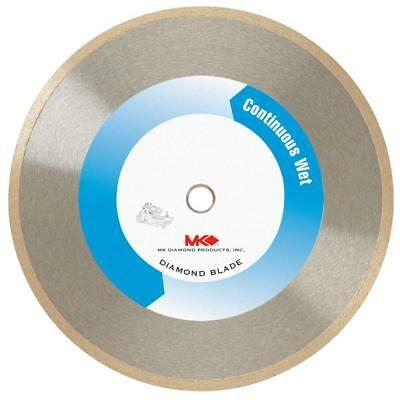 7 in. Wet Cutting Continuous Rim Diamond Tile Saw Blade Power Tool Accessory NEW